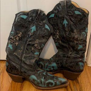 Corral Vintage women's cowboy boots, 6M